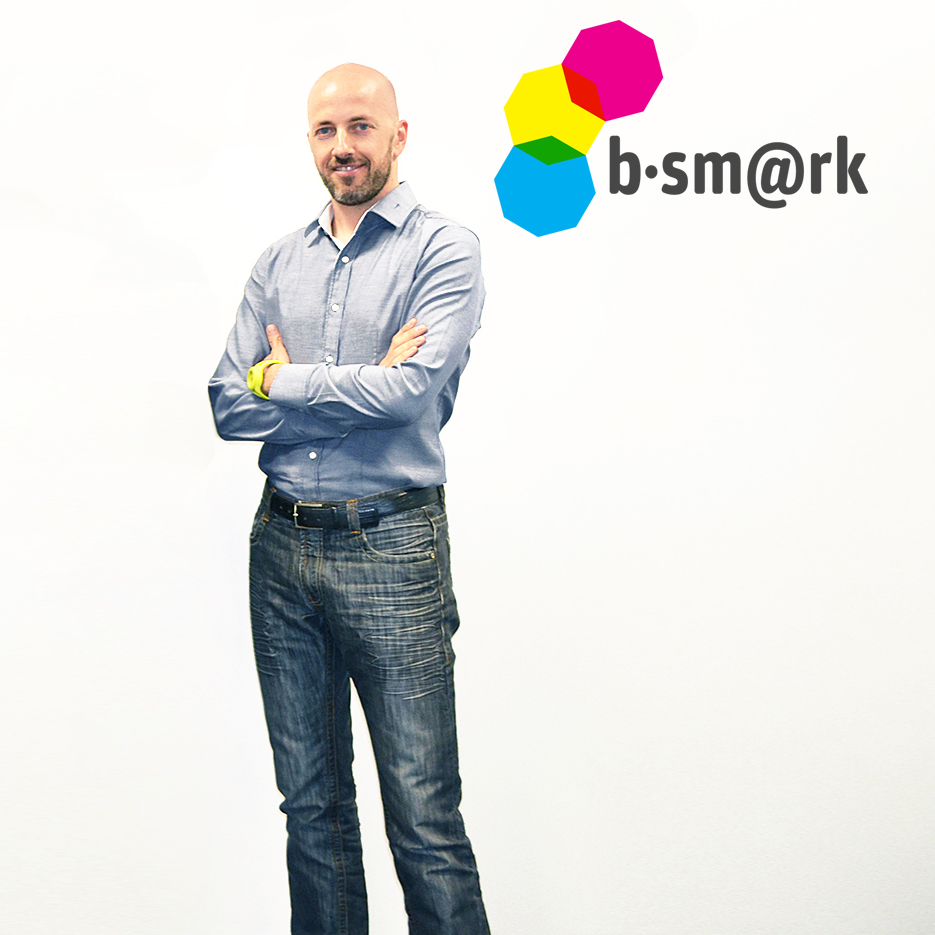 Mr. Nicola Farronato, CEO of B-sm@rk