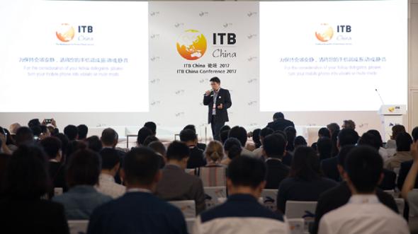 Interesting talks and stunning presentations at the ITB China 2017