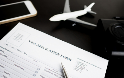 Please use the Online Visa Application Form to submit your Data
