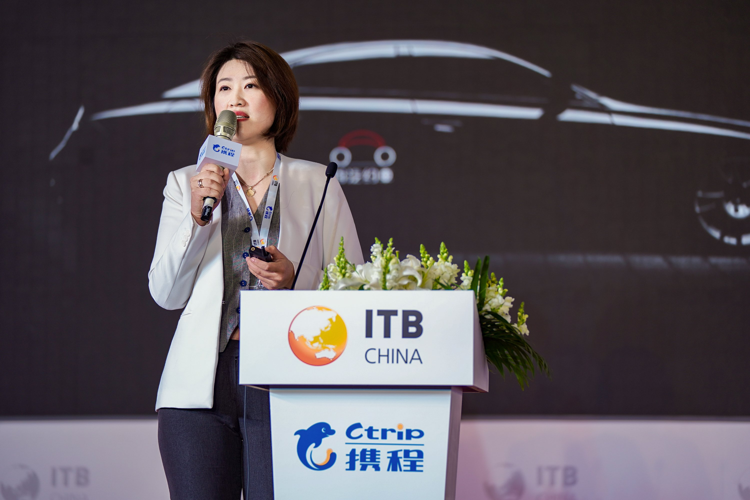 Cara Wang, CFO of Shouqi Limousine & Chauffeur