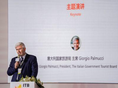 Giorgio Palmucci, President of ENIT Italian National Tourism Board